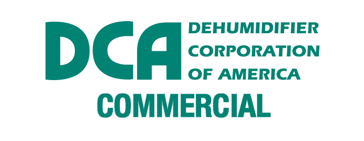 DCA DEHUMIDIFIER CORPORATION OF AMERICA